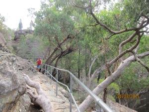 part of walk