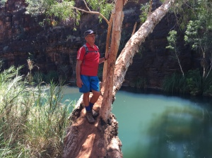 Gorge walk 1